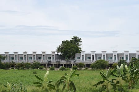 Countryside & Cultural Guesthouse (1 hr from bkk) - Pension