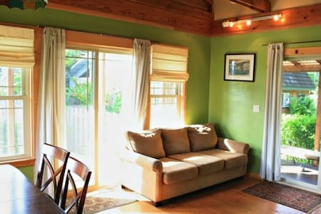 1br 1ba prv ent in a home - Kilauea - House