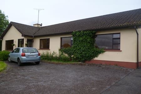 Bairbres Place. - Longford - House