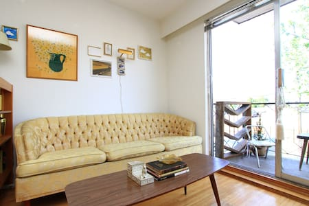 Bright Gold in Mount Pleasant - Vancouver - Apartment