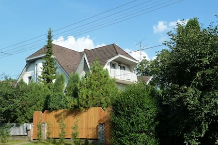 Balatonszárszó, great romantic flat - Balatonszárszó - Pis