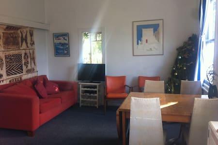 City Villa- Sunny big double room - House