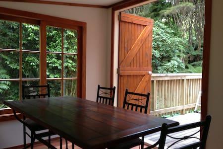 The Coromandel Treehouse - Huis