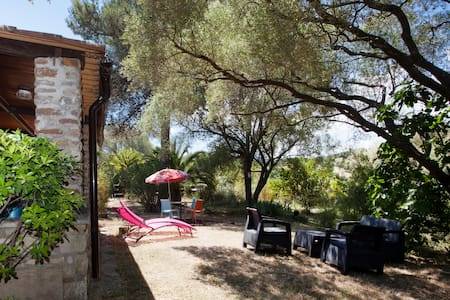 Corse villa St Florent 2 à 8 pers - Oletta