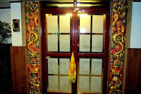 Changlo Chen Suite Room- Sikkimese Style - East Sikkim