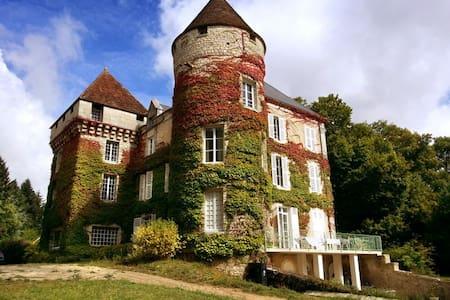 Chateau Roussignol - Ciron - Hus