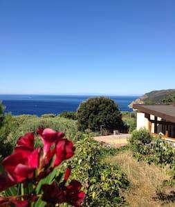 Sea view villa  near 5 Terre - Moneglia - Villa