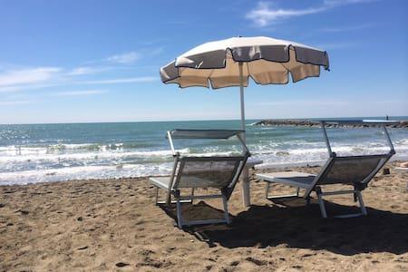 Bungalow 13 beach nature for family - Apartemen