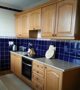 Great double room, 5mins from train - London - Apartment
