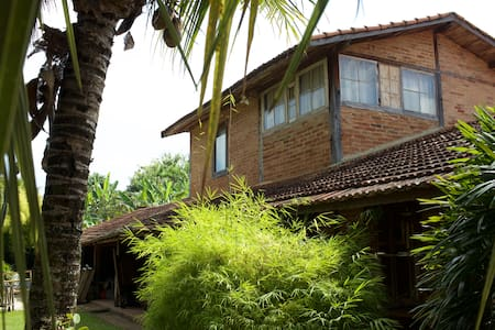 Chácara da Marina e Kiko - Casa de campo
