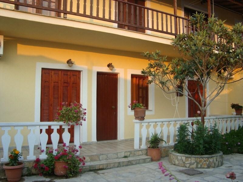 Жилье в греции цены снять