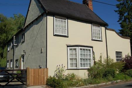 Grade II Listed Coach House. - Lidgate