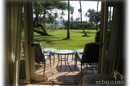 Lovely Ocean and Beach views Studio - Maunaloa - Apartment