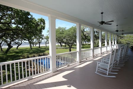20 OAKS, the most Beautiful Vacation home! - Pass Christian - Casa