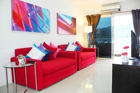 New apartment in Patong Tower - Patong - Appartement
