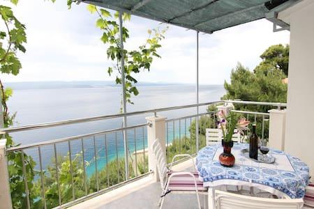 Apar ALENKA private access to beach - Apartment