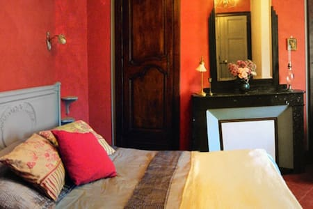 Chambre proche Carcassonne - Rieux-Minervois - Bed & Breakfast