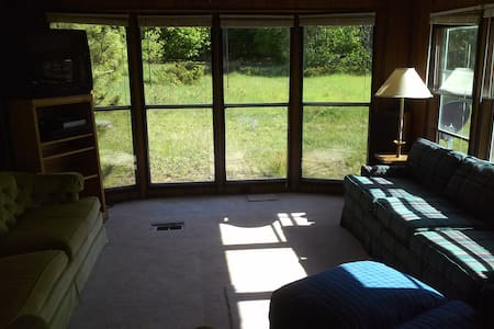 1/2 Mile To Glen Lake, Burdickville - Cabanya