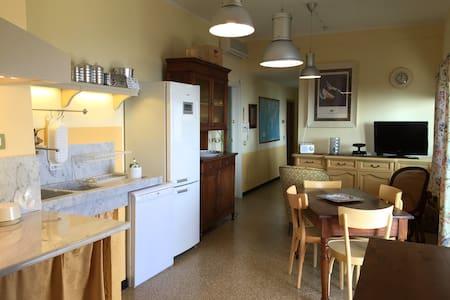 appartamento in villa tra gli ulivi - Alassio