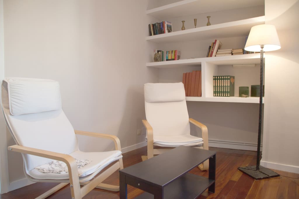 More living room