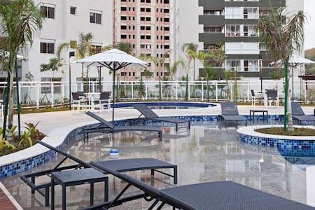 APTO 2 QUARTOS COND. LAZER COMPLETO - Nova Lima - Appartamento