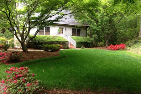 FULLY EQUIPPED GUEST COTTAGE - Tryon