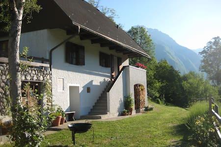 Holiday house Natura - Bovec