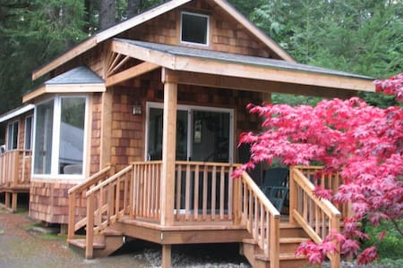 Sweet Mountain Guest Cottage - Sandy - Bed & Breakfast
