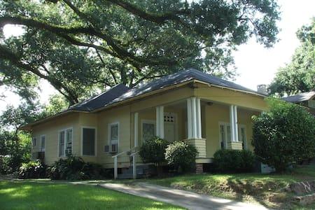 Historic Midtown House - Mobile - Casa