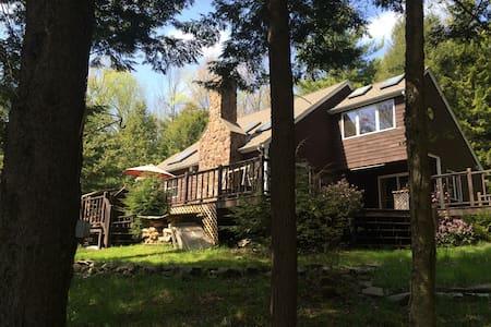 Mountain Top Retreat - Ház