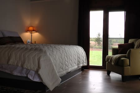 Cliffside Inn:  The Lookout Suite - Szoba reggelivel