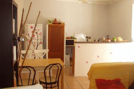 Maison de village provençal - Şehir evi