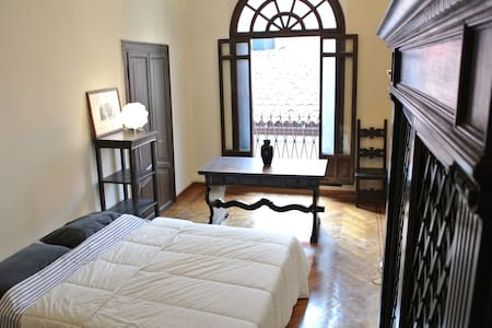 The balcony room at St. Mark Square - Bed & Breakfast