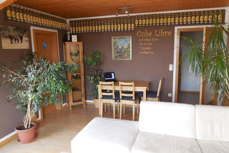 Comfortable apartment in Roth - Roth