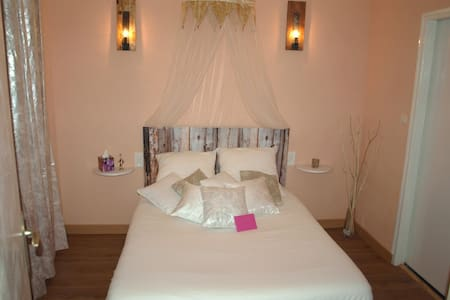 chambre standard - Rians - Bed & Breakfast