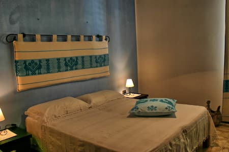 B&B Antico Telaio Camera Tripla - Bed & Breakfast