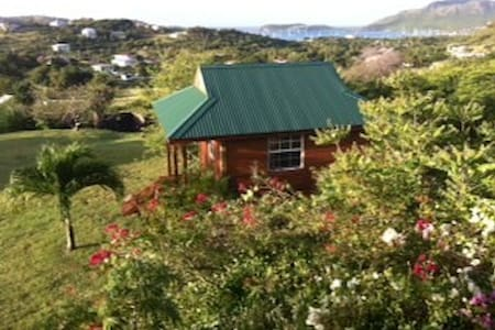The garden cabin - Antigua and barbuda - Mökki
