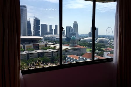 Prime View - Bright Master Bedroom - Wohnung