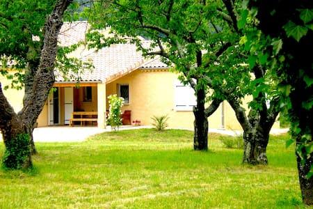 Villa Standing cadre préservé - FONS - Villa