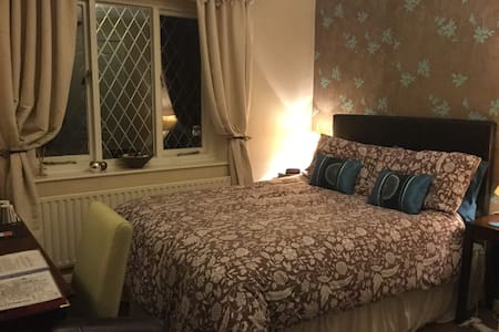 Double room with en-suite - Oswestry  - Bed & Breakfast