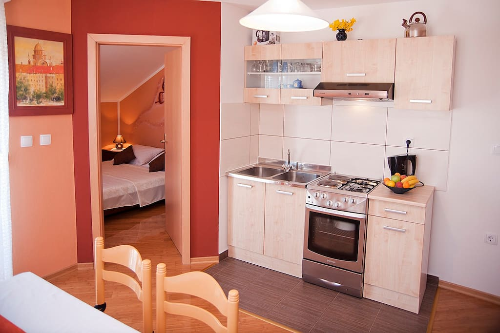 Apartment to relax and have fun