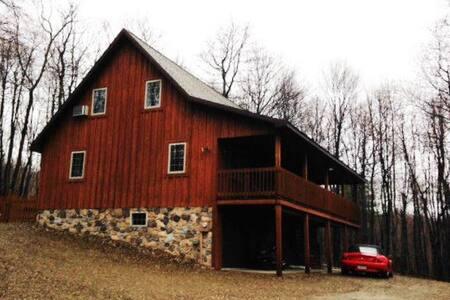 Lenga Hill Lodge, Raystown Lake, PA