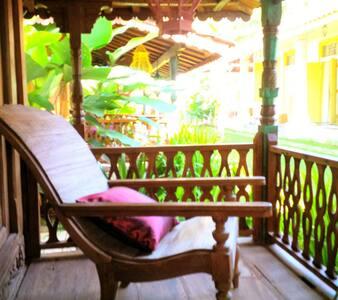 Geladak House - Cijulang - Villa