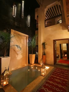 Luxury Boutique Riad in Marrakech