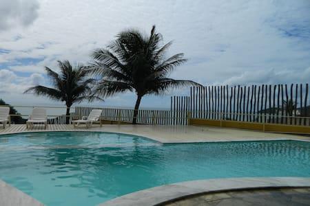 Aconchegante Flat na Orla da Praia de Ponta Negra - Natal - Apartment