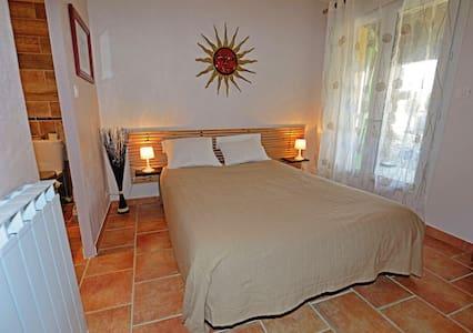 Villa la Musardiere chambre Denise - Villecroze - Dům pro hosty