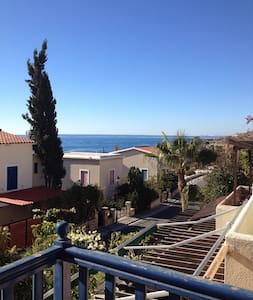 2BD apartment with amazing seaview  - Germasogeia