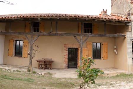 Camp de la boulangère - Haus