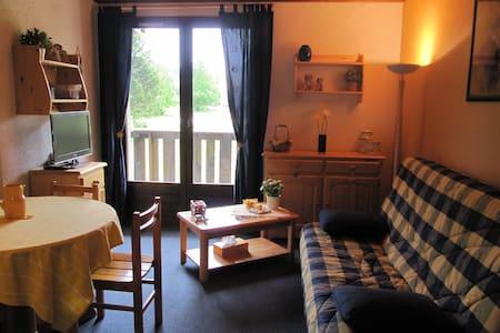 location semaine au cœur du village - Corrençon-en-Vercors - Apartment