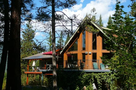 Pass Creek Bed & Breakfast Lodge - Castlegar - Bed & Breakfast